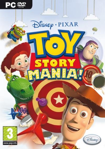 Disney-Pixar Toy Story Mania!