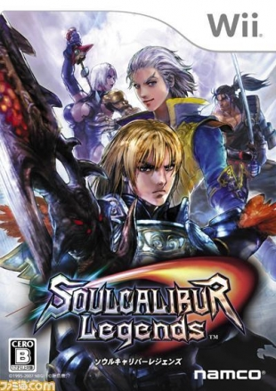 Soul Calibur: Legends