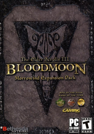 The Elder Scrolls 3: Bloodmoon