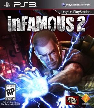 ������� ���� infamous 2 ������� ���� 1