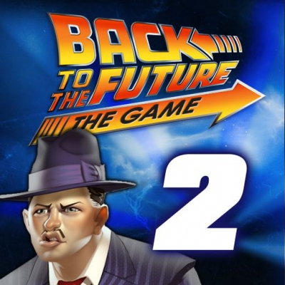 Back to the Future: The Game. Episode 2: Get Tannen!