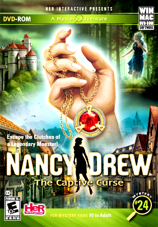 Релиз Nancy Drew: The Captive Curse состоится 28 июня