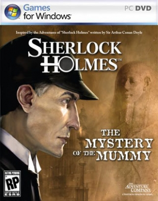Sherlock Holmes: The Mystery of Mummy