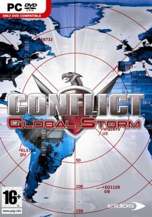 Conflict: Global Storm - PC Game Trainer Cheat PlayFix