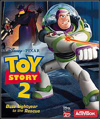 Disney-Pixar Toy Story 2: Buzz Lightyear to the Rescue