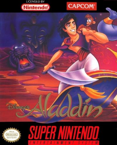 Disney's Aladdin 1994