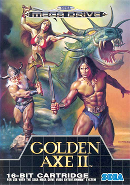 Golden Axe II