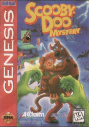 Scooby-Doo Mystery for Genesis