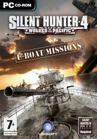 Silent Hunter 4: Wolves of the Pacific U-Boat Missions