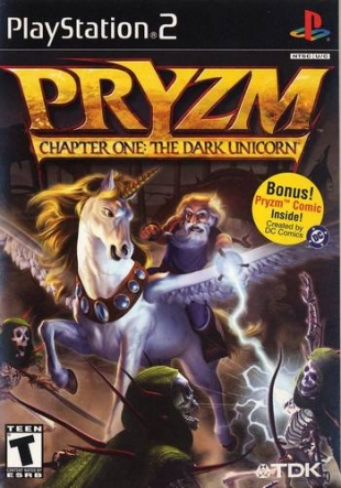 Pryzm Chapter: One The Dark Unicorn