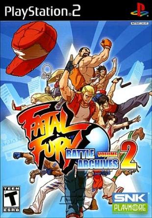Fatal Fury: Battle Archives Vol.2