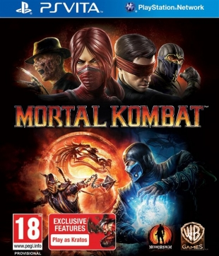 Mortal Kombat 9 for PS Vita