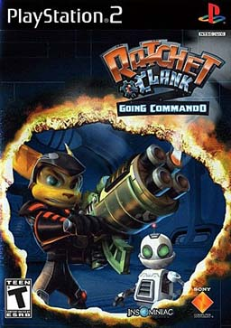 Ratchet and Clank: Going Commando