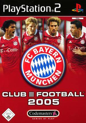 Club Football 2005 - FC Bayern Munich