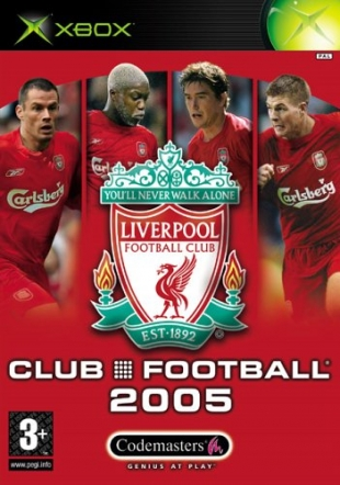 Club Football 2005 - Liverpool FC