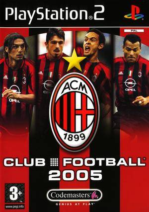 Club Football 2005 - A.C. Milan