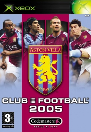 Club Football 2005 - Aston Villa FC