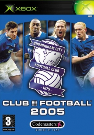 Club Football 2005 - Birmingham City