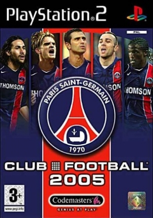 Club Football 2005 - Paris Saint Germain