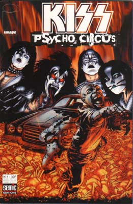 KISS: Psycho Circus - The Nightmare Child