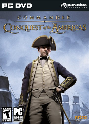 Commander: Conquest Of America