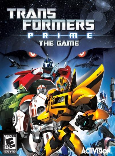 Скачать Игру Transformers Prime The Game На Компьютер Через Торрент img-1