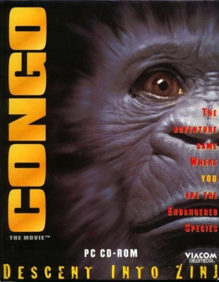 Congo: The Movie - Descent into Zinj