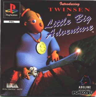 Little Big Adventure: Twinsen's Adventure