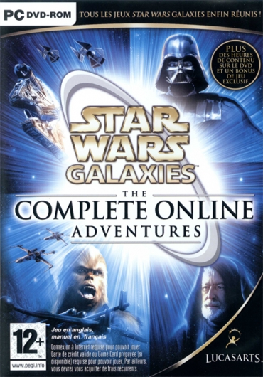 Star Wars Galaxies