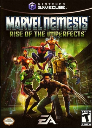 Marvel nemesis rise of the imperfects marvel super hero squad marvel