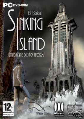 Sinking Island: A Jack Norm Investigation