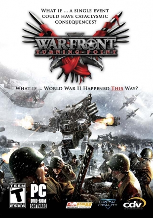 War Front Turning Point Патчи