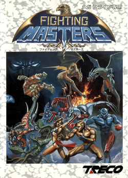 Fighting Masters