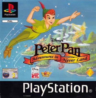 Disney's Peter Pan: Adventures in Never Land