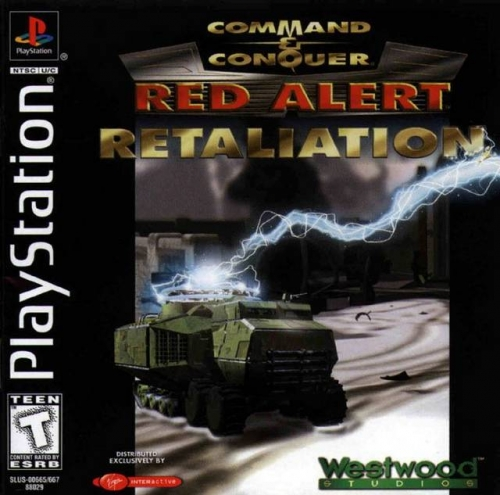 Command and Conquer: Red Alert - Retaliation