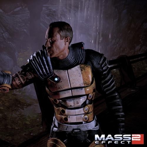 Mass Effect 2: Zaeed: The Price of Revenge