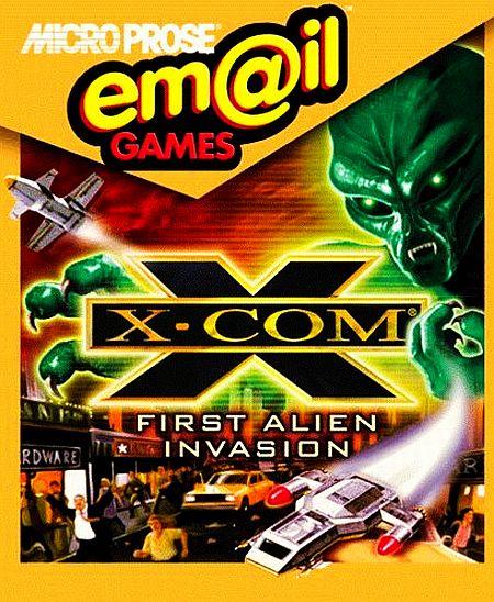 X-COM: Email Games