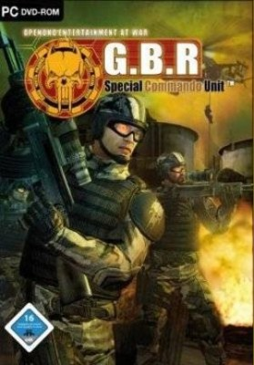 GBR: Special Commando Unit