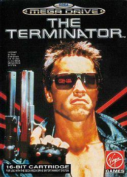 The Terminator for Sega Mega Drive