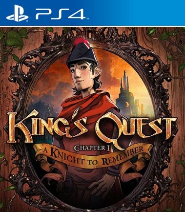 King's Quest - Chapter I: A Knight to Remember