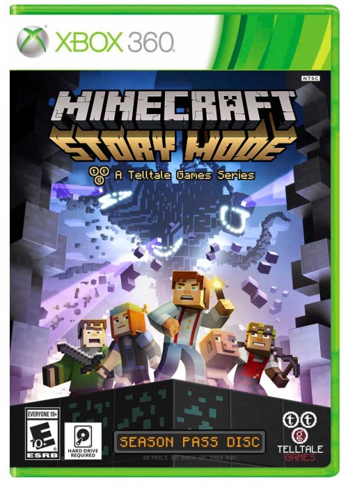 Minecraft: Story Mode - Episode 5: Order Up!