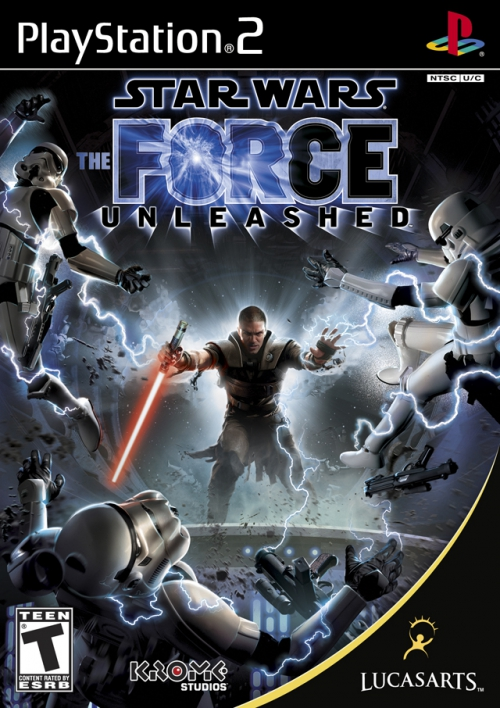 Star Wars: The Force Unleashed PS2 Version