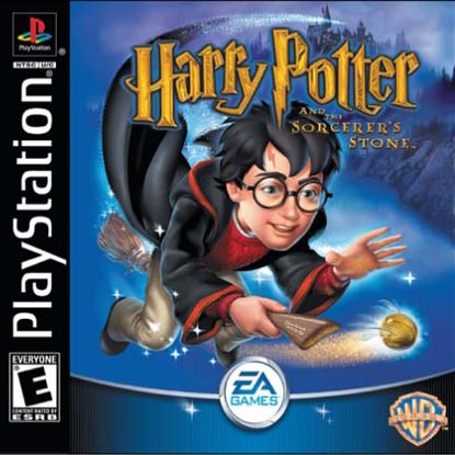 Harry Potter and the Philosopher's Stone for PlayStation