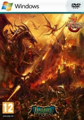 Battle of the Immortals