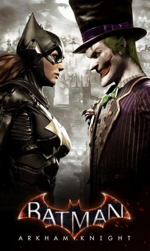 Batman: Arkham Knight - A Matter of Family