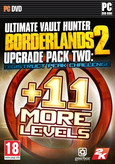 Borderlands 2: Ultimate Vault Hunter Upgrade Pack 2 - Digistruct Peak Challenge