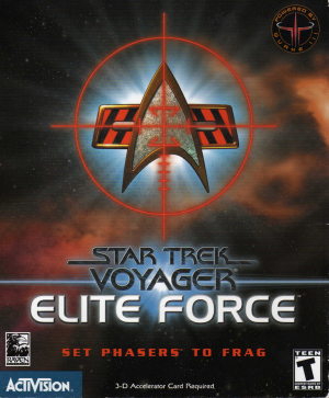Star Trek: Voyager - Elite Force