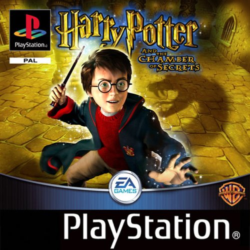 Harry Potter and the Chamber of Secrets for PlayStation