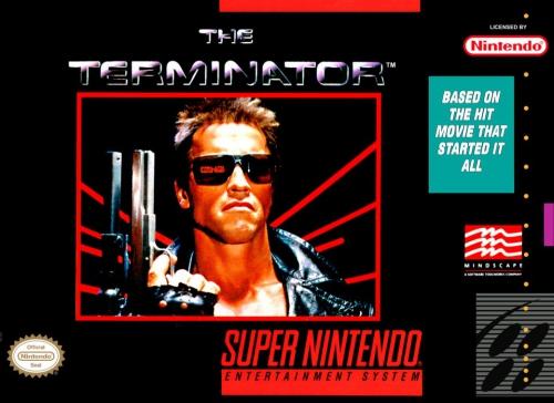 The Terminator for SNES