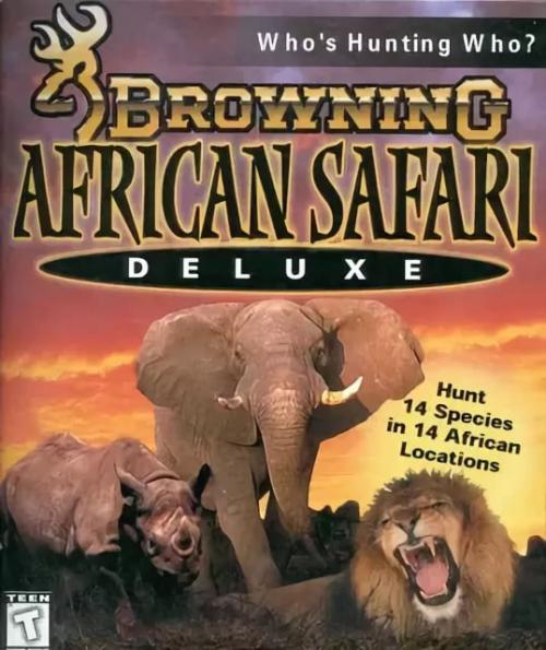 Browning African Safari Deluxe